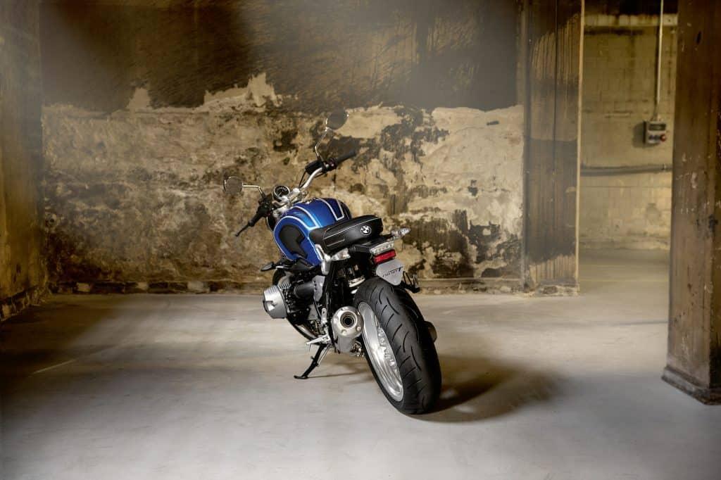 ny motorcykel från 5 serien av btw