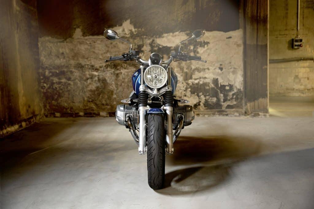 ny motorcykel Bmw 5 serien