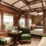 Tre nya sviter lanseras ombord på Venice Simplon-Orient-Express