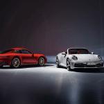 Nya 911 Carrera Coupé och 911 Carrera Cabriolet från Porsche