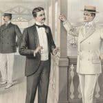 Rätt klädsel på en yachtklubb