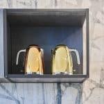 Nya hushållsmaskiner i 50-talsstil från italienska Smeg