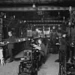 Automatrestaurangerna i början av 1900-talet