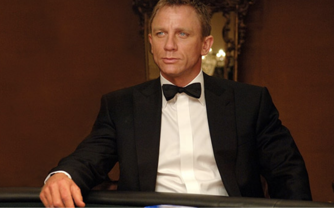 bond james casino