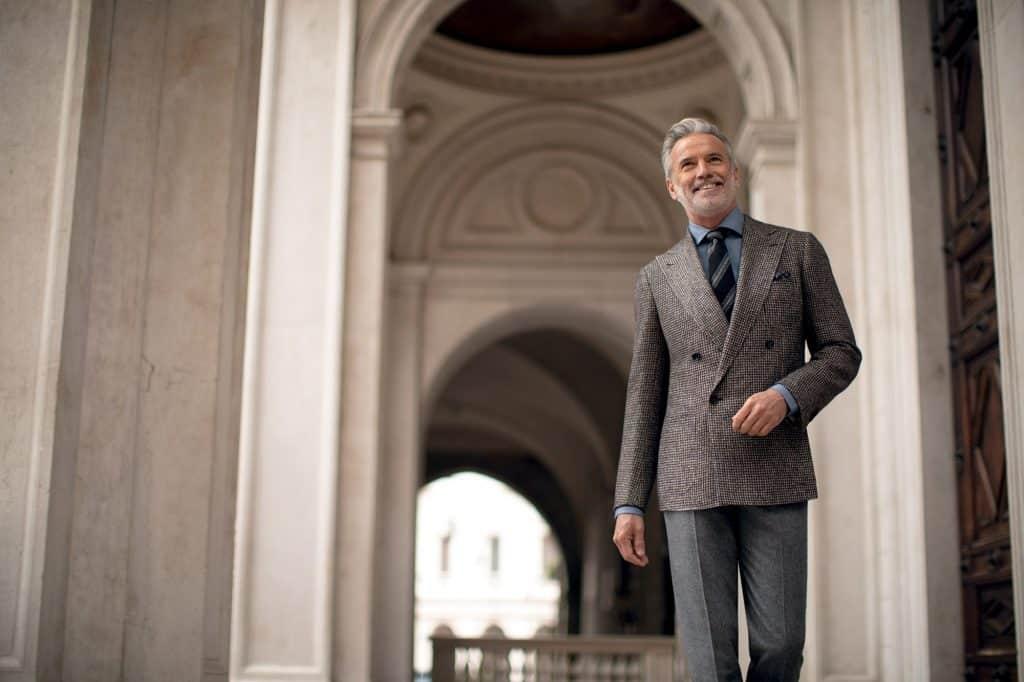 bästa italienska märken herrstil