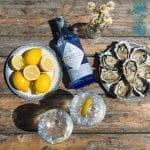 Inför Ostronets dag 7 september - Prisbelönt fransk gin lanseras i Sverige