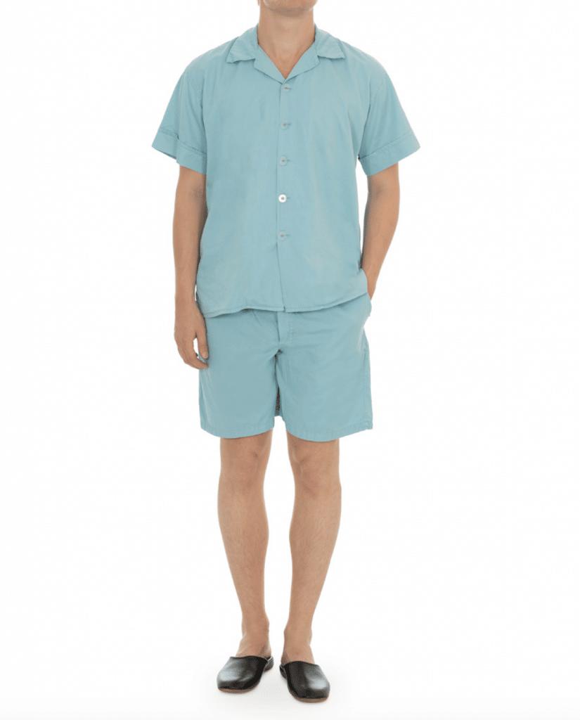 klassisk pyjamas för män 2020
