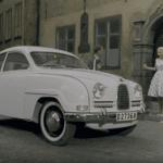 SAAB-nostalgi från 1960-talet