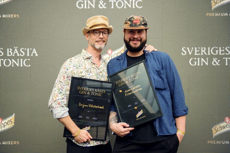 sveriges bästa gin tonic