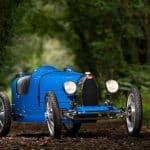 Bugatti presenterar leksaksbilen Bugatti Baby II med ett pris på 330 000 kronor