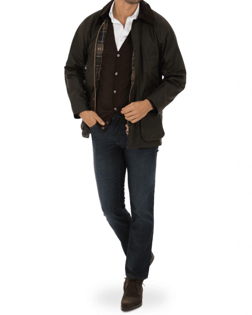 snyggaste jackor för män hösten 2020