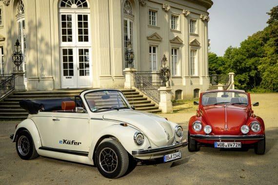 e-beetle volkswagen