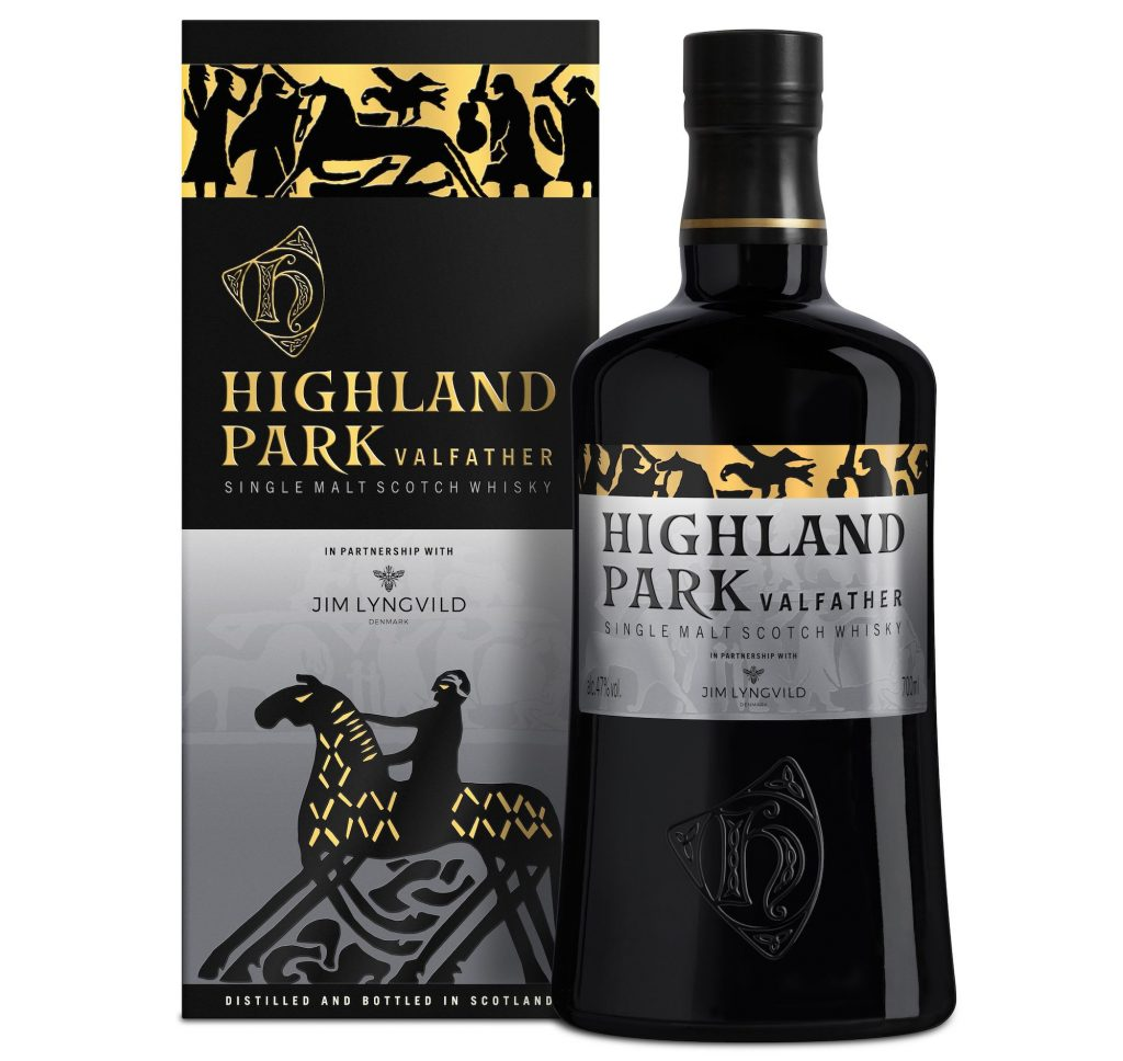 highland park ny whisky valfather