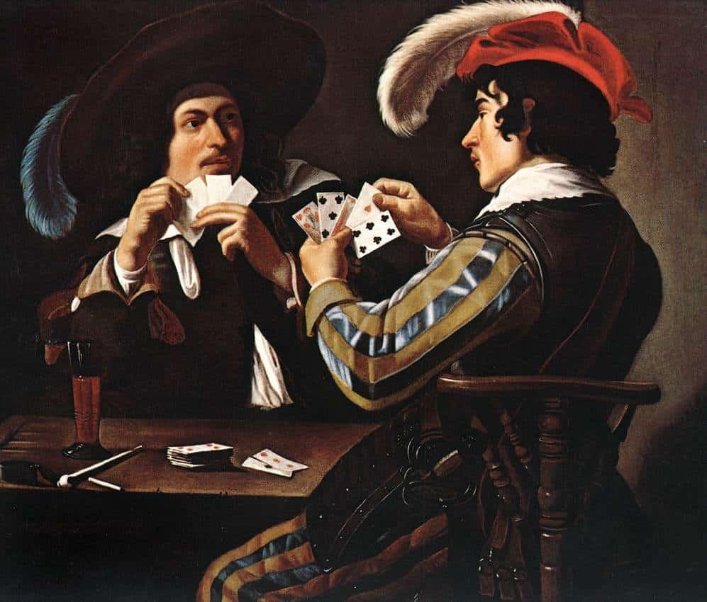 uppförande på ett landbaserat casino
