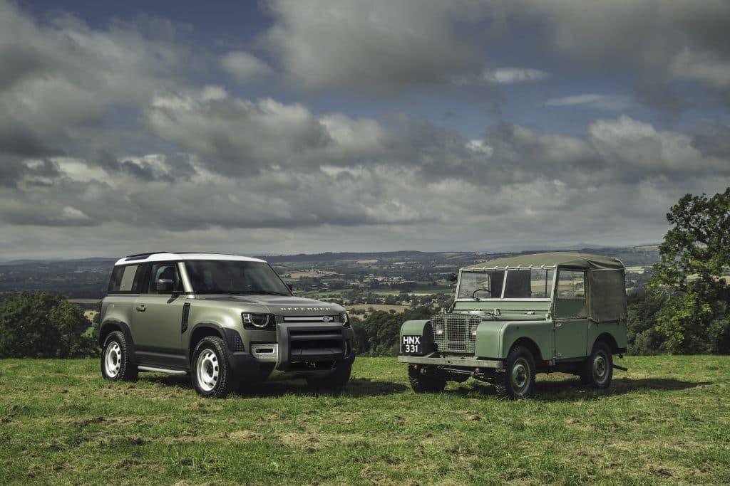 Nya Land Rover Defender