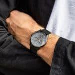 TRIWA lanserar nya klockor gjorda av nedsmälta vapen