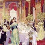 Ett besök på Waldorf-Astoria år 1903