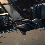 Framtidens flygande bil för lyxkunder och en tillbakablick på 1800-talets Science Fiction