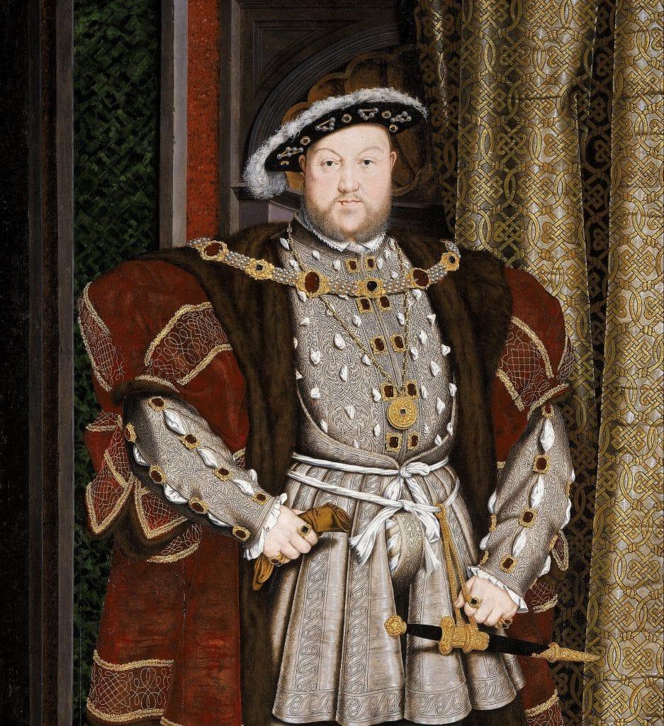Henrik VIII av England skäggskatt