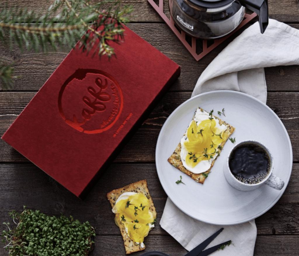 årets kaffe adventskalender