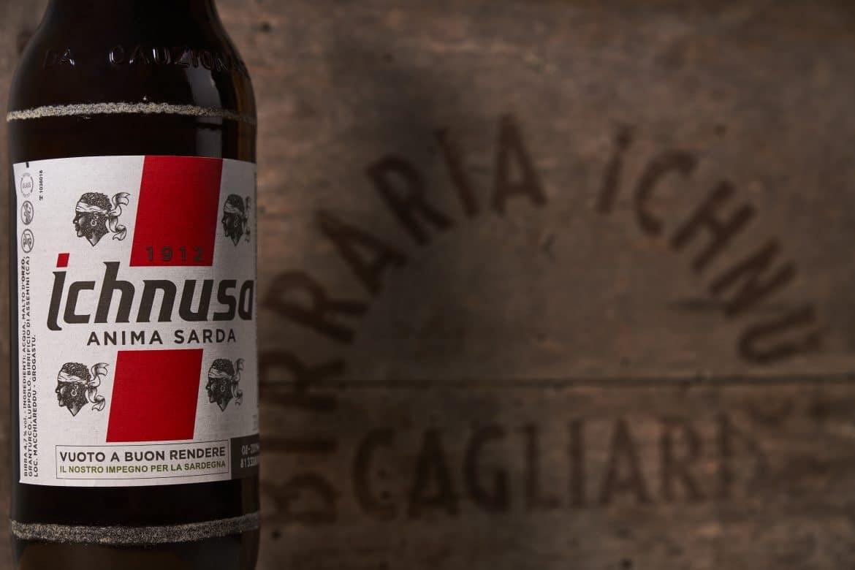 ichinusa ny öl från italien i sverige