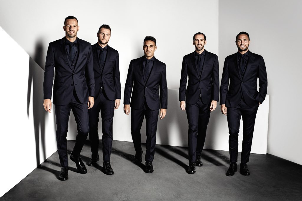 Hugo Boss inter milan