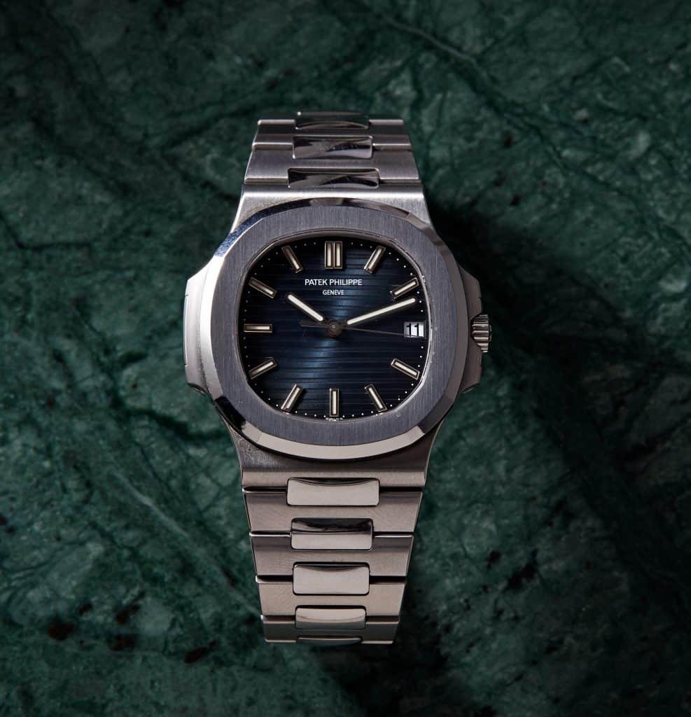Patek Phillippe Nautilus watch