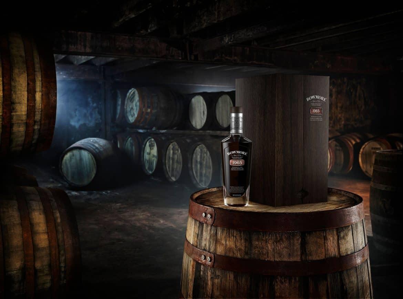 bowmore 1965 världens mest eftertraktade whisky
