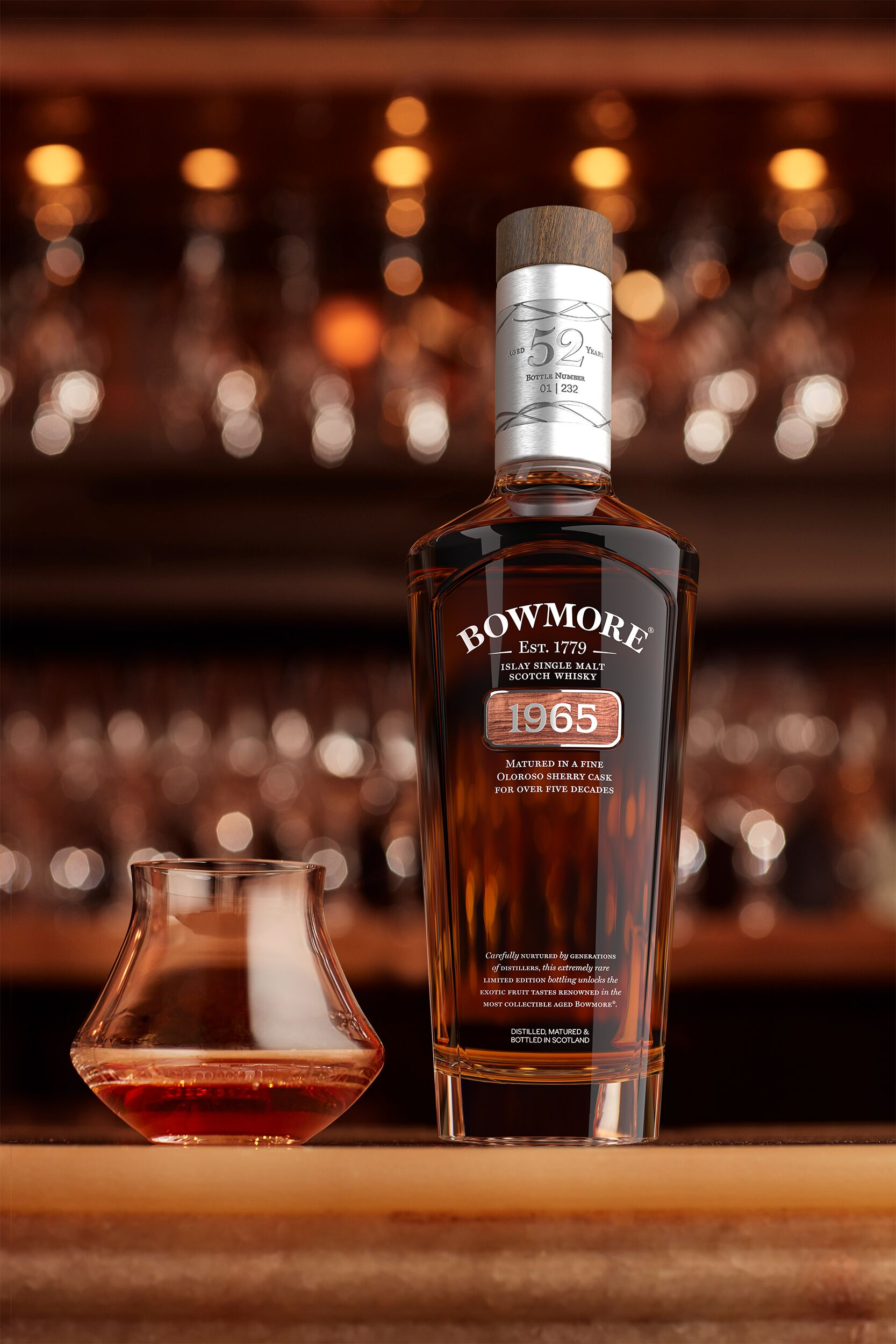 bowmore 1965 the worlds most prestigious whisky among collectors