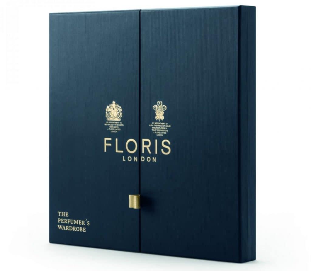 klassiska parfymer floris London