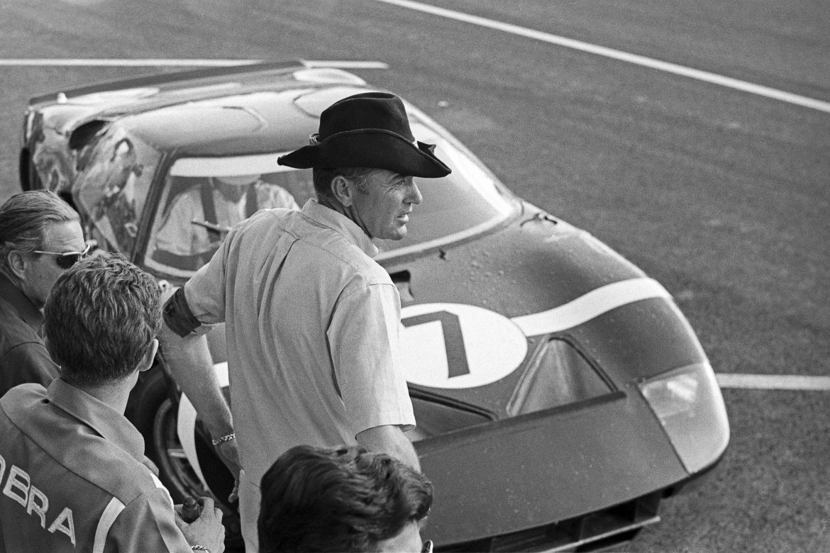 Carroll Shelby, 24 Hours of Le Mans, Le Mans, 20 June 1965
