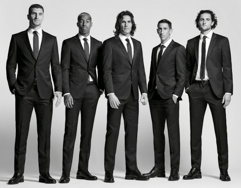 Hugo Boss Paris Saint Germain