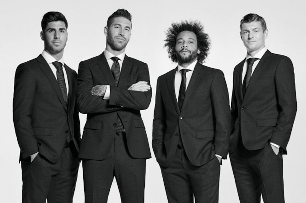 Hugo Boss Real Madrid