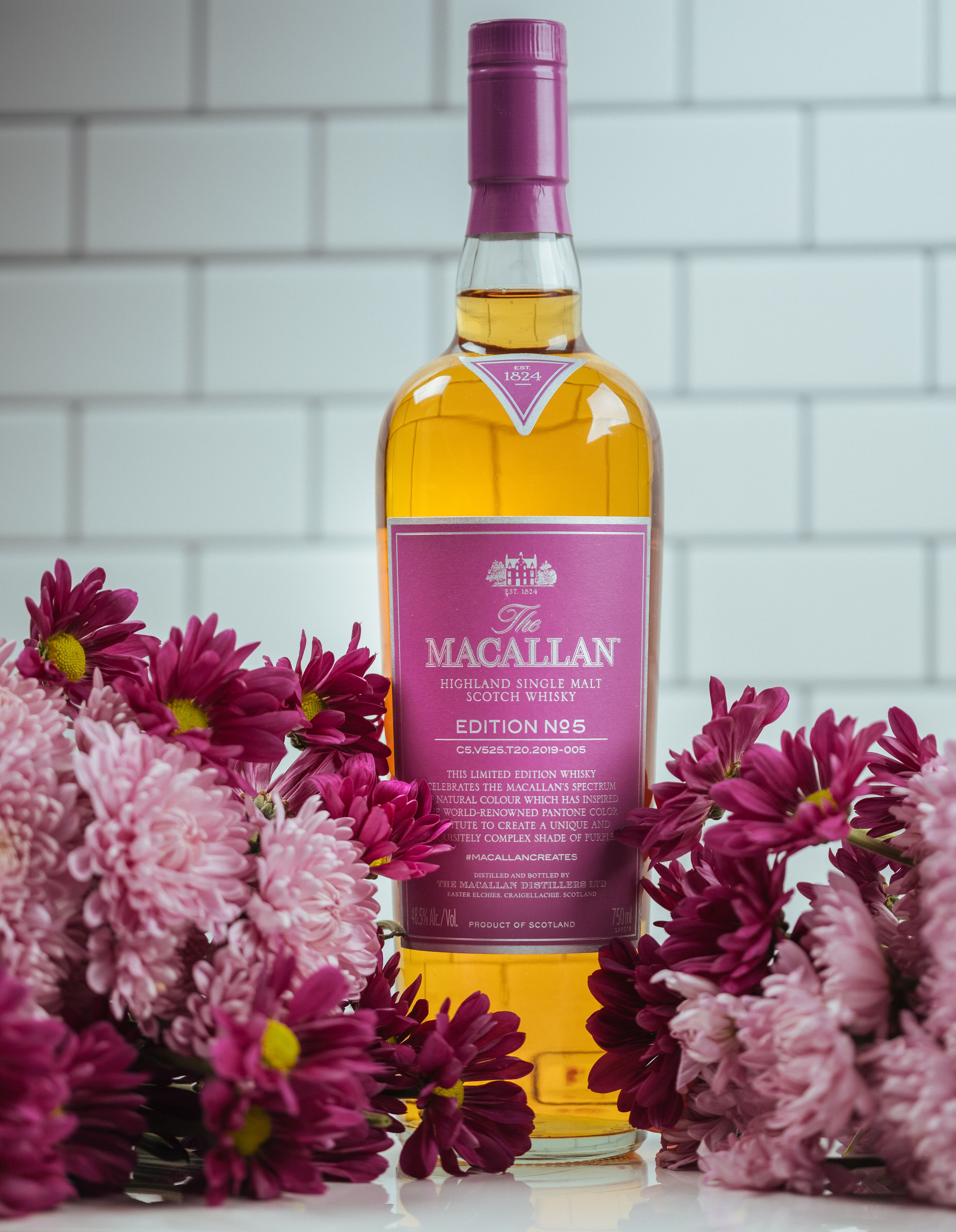 The Macallan edition no.5 nylansering ny whiskylansering November 2019