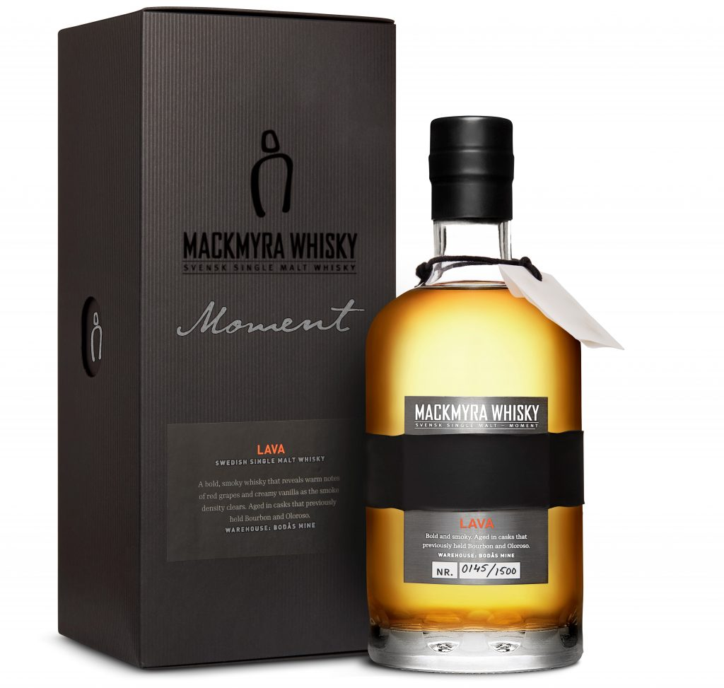 mackmyra whisky moment lava