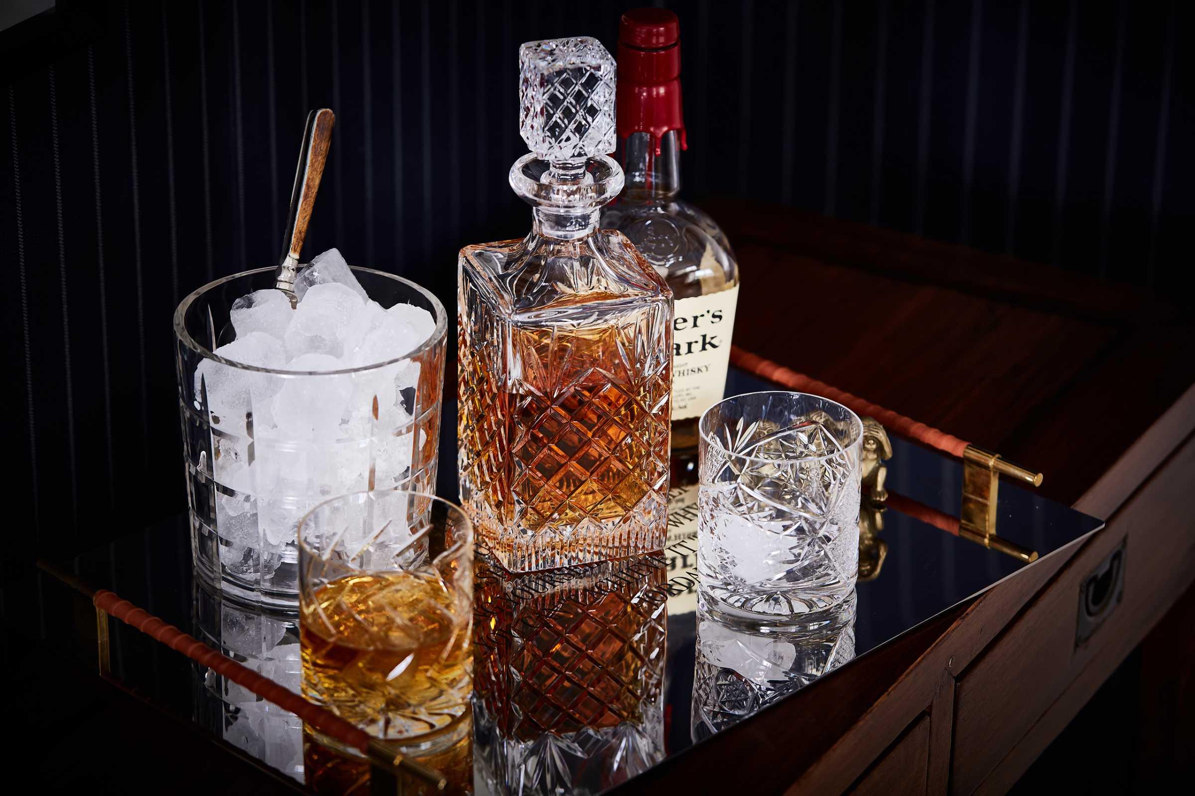 snygga whiskyglas Black Friday