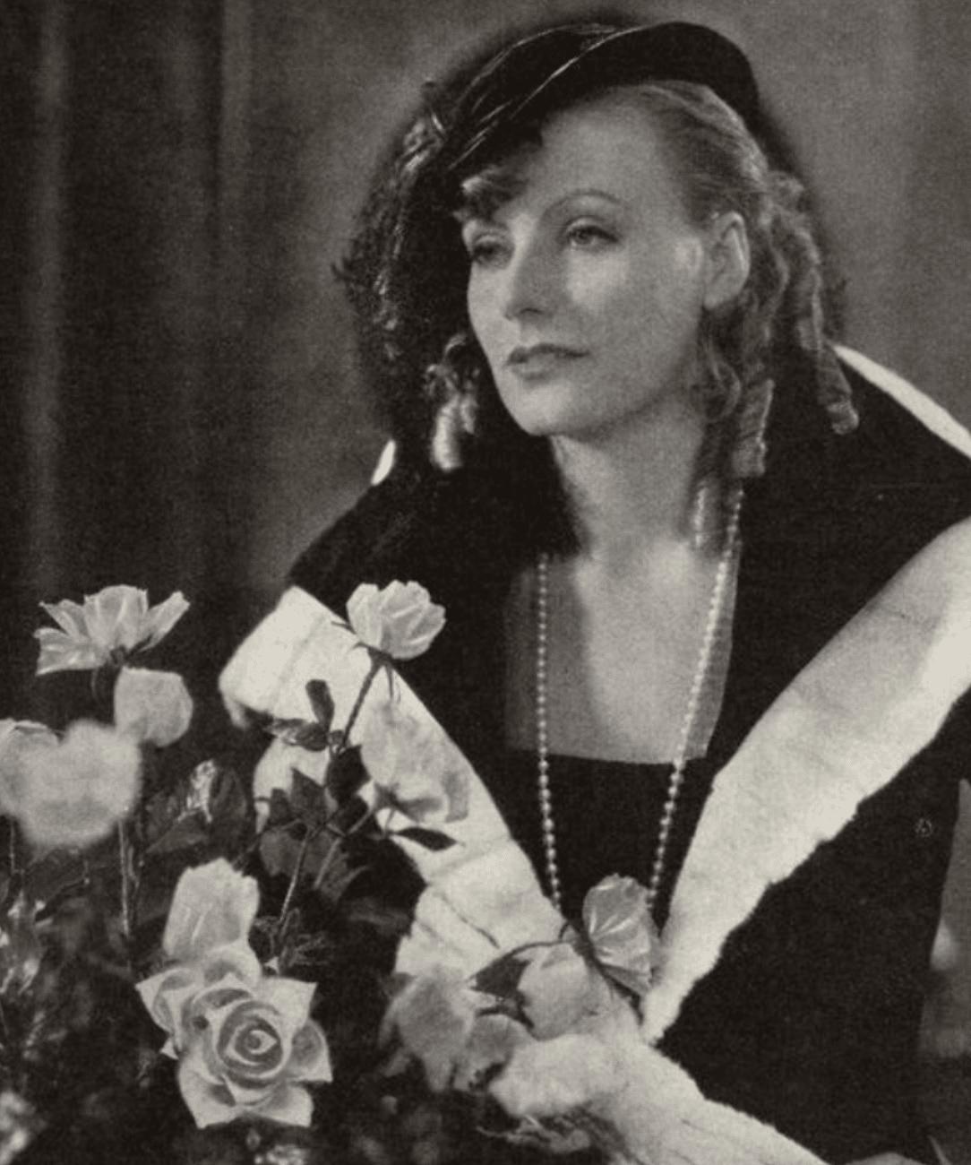 blommor till kvinnan