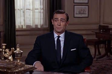 klassiska James Bond filmer