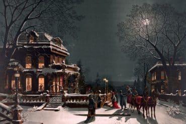julkort från 1800-talet