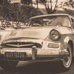 De bästa bilarna för en gentleman