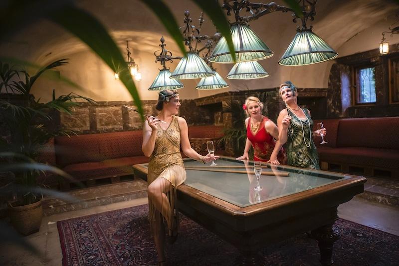 1920-talets mode för kvinnor