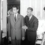 Besök hos PUB-huset i Stockholm 1957