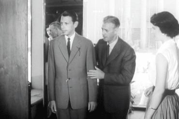 PUB-huset i city 1957