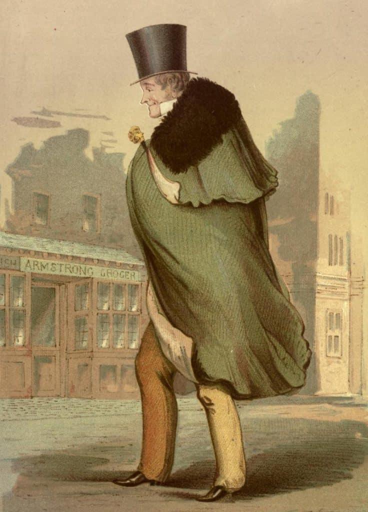 stilikoner genom tiderna Beau Brummell