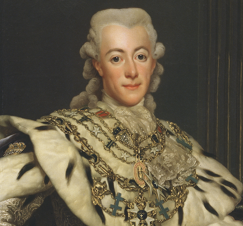 peruker under 1700-talet