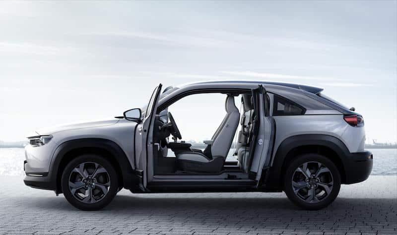Mazda elbil sverige