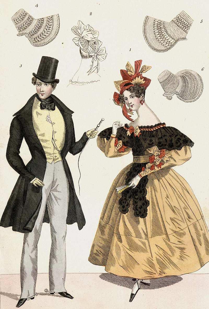 1800-talets mode