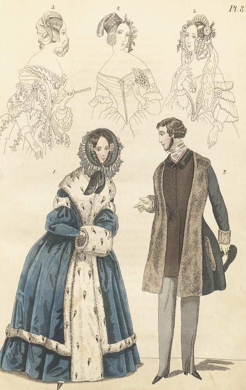 dam mode 1800-tal