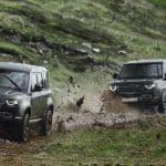 Land Rover Defender i den nya Bond-Filmen No Time To Die