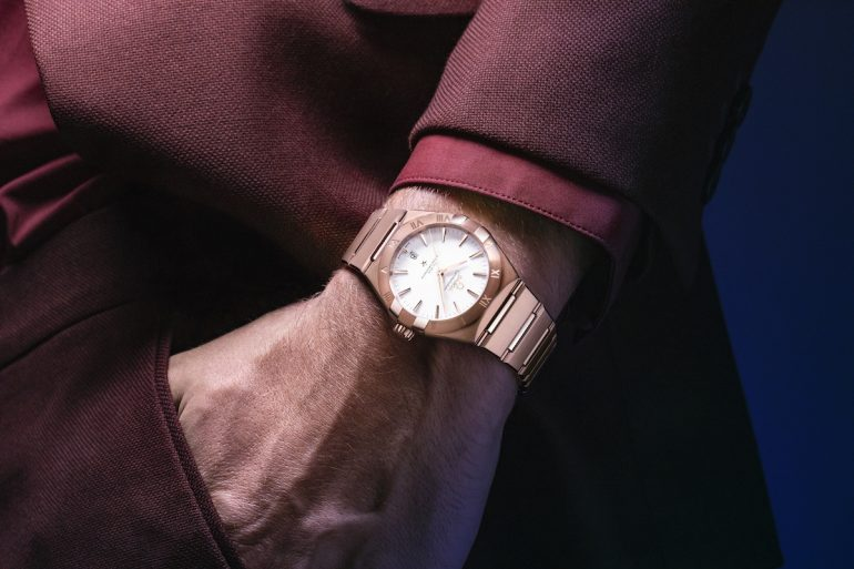 omega nya constellation gent